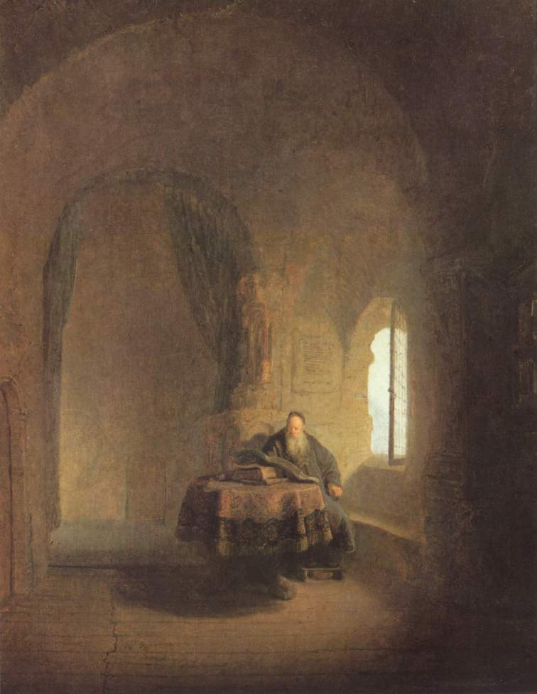 Rembrandt-Kopist_old-scholar