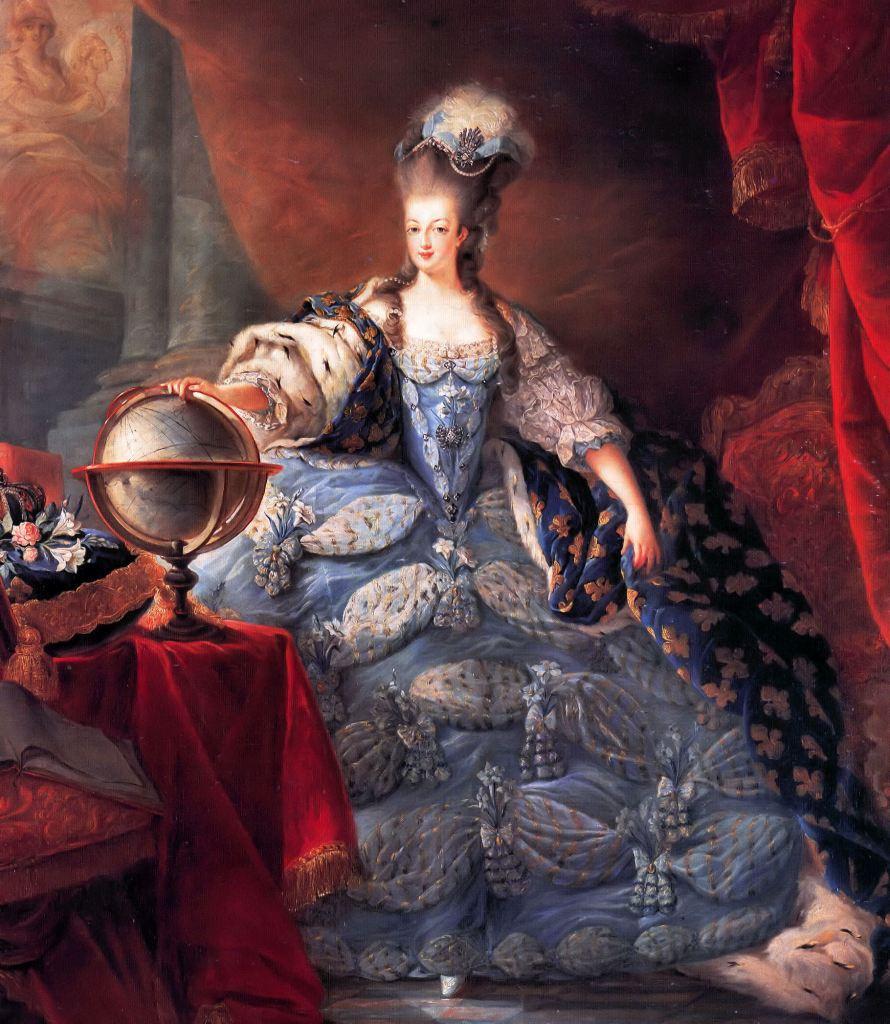 Marie-Antoinette;_koningin_der_Fransen