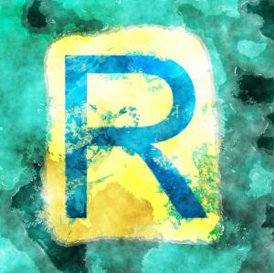 Rome-letter-R