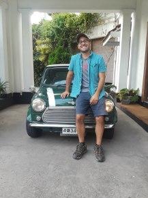 My ride in Sri Lanka thanks to a friendly stranger